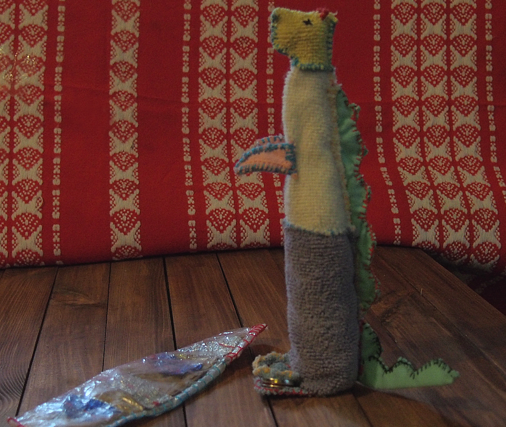Sweepy Dragon – eco